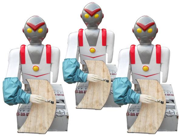 新款智能全自动削面机器人圆您致富梦